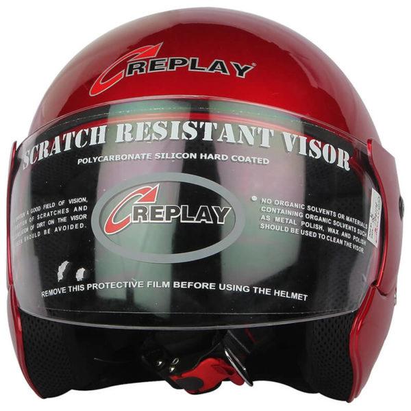Transparent Static Label for Helmets